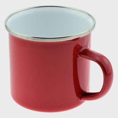 Enamel Mug Red