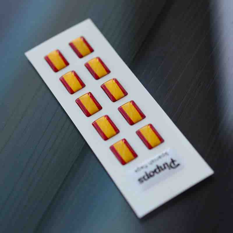 Spanish Language stickers for name badges